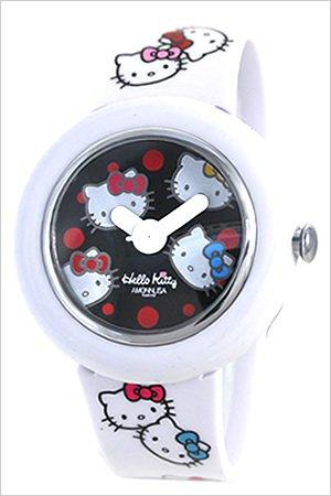 Hello Kitty × アモンリザ watches [HelloKitty×AMONNLISA watches] (Hello Kitty×AMONNLISA watch Hello Kitty × アモンリザ clock) and ladies watch /W-FACES-WHBK [Sanrio magazine]