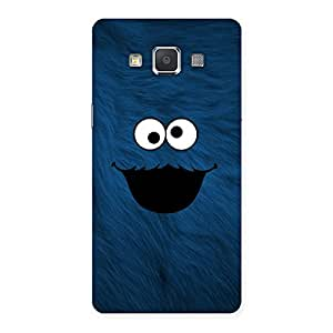 Enticing Blue Funny Ghost Back Case Cover for Galaxy Grand 3