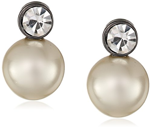 t-tahari-essentials-pearl-and-crystal-cream-stud-earrings