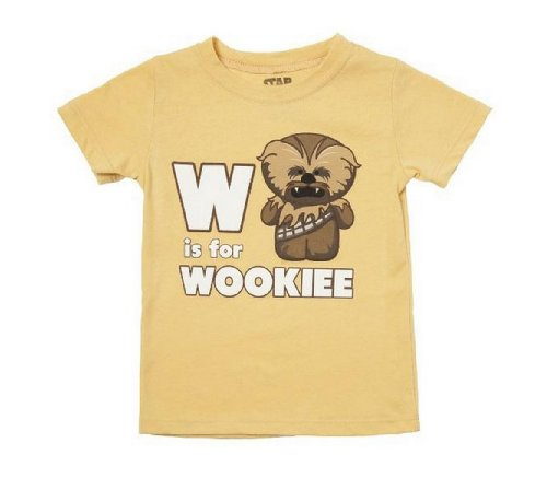 A wookie ate my homework t shirt
