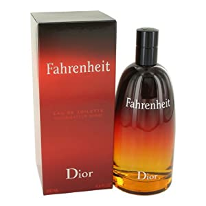 FAHRENHEIT by Christian Dior, Eau De Toilette Spray 6.8 oz, Men