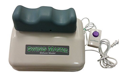 Swing Master Deluxe Chi Machine, Model USJ201 by U.S. Jaclean (Swing Master Chi Machine compare prices)