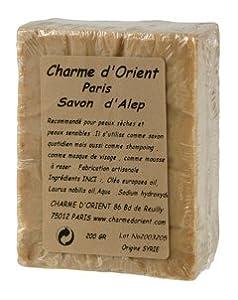Savon d'Alep 200 g de Charme d'Orient