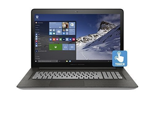 HP ENVY - 17t Touch Laptop/ i7-6700HQ Quad Core Processor + NVIDIA GeForce GTX 950M Graphics/16GB Memory/1TB HD+256GB SSD/17.3 FHD (1920x1080) Touchscreen/RealSense(TM) 3D Camera/Windows 10