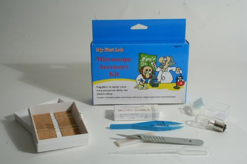 Microscope Accessory Kit For, My First Lab Microscope (1 Kit)