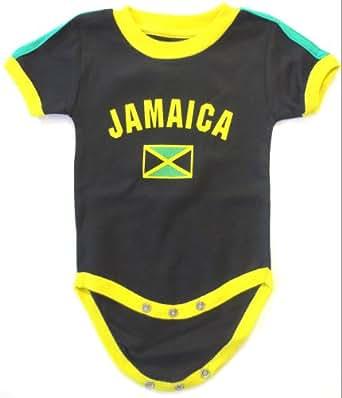 Amazon JAMAICA BABY BODYSUIT COTTON SIZE FOR 18