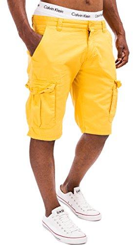 SOLID Herren 6-Pocket Outdoor Cargo Shorts Vintage