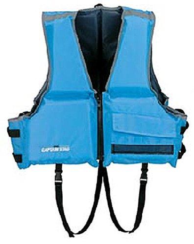 Captain stag (CAPTAIN STAG) シーサイドフローティング best 2 blue MC-2550