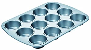 Chicago Metallic Betterbake Non-Stick 12-Cup Regular Muffin Pan