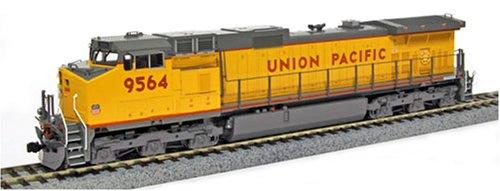 KATO HO Scale 37-6623 GE C44-9W Diesel Union Pacific #9564