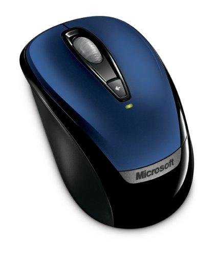 マイクロソフトのモバイルマウス wireless mobile mouse 3000 tekkai