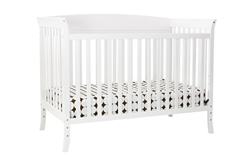 Davinci Tyler 5-Piece Nursery Set White