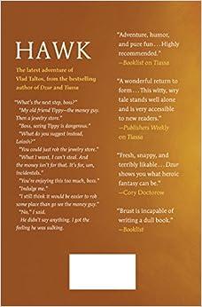 Hawk (Vlad)Hardcover– October 7, 2014