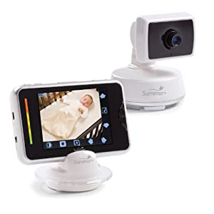 Summer Infant Baby Touch Digital Color Video Baby Monitor (Discontinued by Manufacturer)