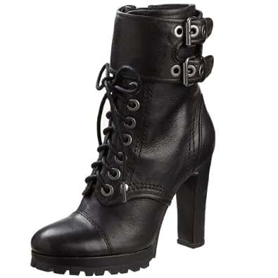 Dolce Vita Women's Joelle Boot,Black,6.5 M US
