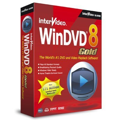 Intervideo WinDVD 8 Gold [OLD VERSION] (Corel Windvd compare prices)