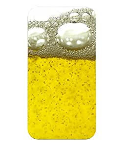 Dzinetree Iphone 4 Back Cover Case - Yellow