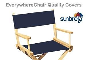 Amazon Com Sunbrella Directors Chair Replacement Cover