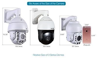 Sunba 601 PTZ Camera Series