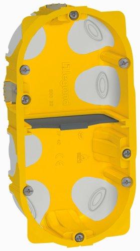 legrand-leg90509-boite-a-encastrer-batibox-energy-pour-plaque-de-platre-2-postes-profondeur-40-mm