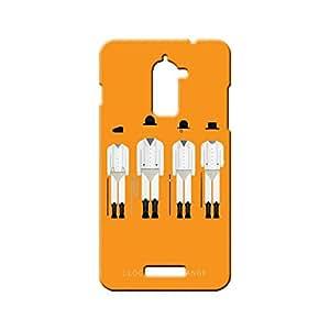 G-STAR Designer 3D Printed Back case cover for Coolpad Note 3 Lite - G7889