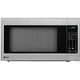 LCRT2010ST %2D 2%2E0 cu%2E ft%2E Countertop Microwave Oven %2D Stainless Steel