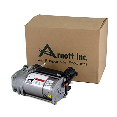WABCO OES Air Suspension Compressor - 00-06 BMW X5 (E53), 99-03 BMW 5 Series (E39), 10-08 BMW 7 Series (E65, E66)