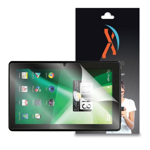 "XShields© Mach Speed Trio Stealth G2 10.1"" Elite (3-Pack) Tablet"