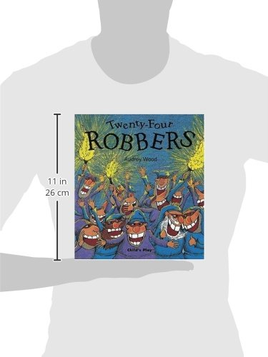 Twenty-Four Robbers (Child's Play Library)