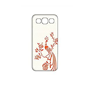 Vibhar printed case back cover for Samsung Galaxy Grand Quattro MorFlowers