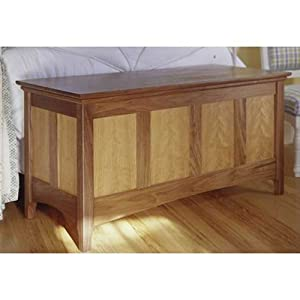 Heirloom hope chest woodworking plan pdf woodworking for Hope chest plans pdf