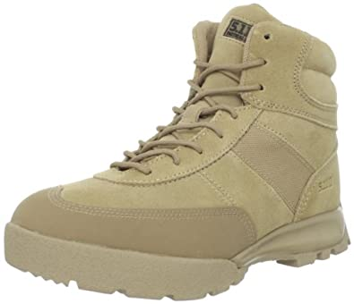 5.11 Men's HRT Advance 6 Inches Boot,Coyote Brown,5 M US
