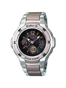 [カシオ]CASIO 腕時計 Baby-G ベビージー Composite Line タフソーラー 電波時計 MULTIBAND 6 BGA-1200C-5BJF レディース