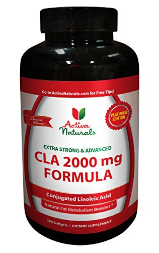 Les mieux notés CLA 2000 mg