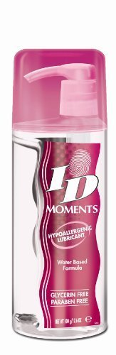 Id Lubes Moments Lubricant 17.6Oz Pump