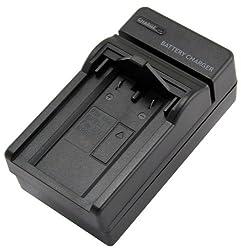 STK's Nikon EN-EL1 Battery Charger - for Nikon Coolpix 5700, 4300, 8700, 5000, 5400, 4500, 995, 4800, 885, 775, 880, e5700, e4300, e8700, e5000, e995, MH-53, e5400, e4500, e4800, e880, e885, e775, Konica Minolta DIMAGE A200 by STK/Sterlingtek