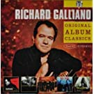 Original Album Classics : Concert / Face to Face / Piazzola Forever / Viaggo / Ruby my Dear (Coffret 5 CD)