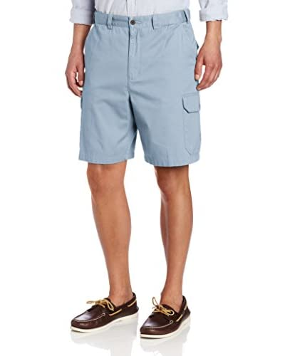 Geoffrey Beene Men's Twill-Cotton Cargo Short