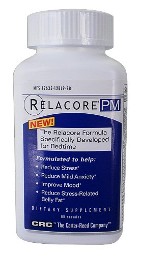 Relacore PM- New Nighttime Weightloss Formula, 60ct