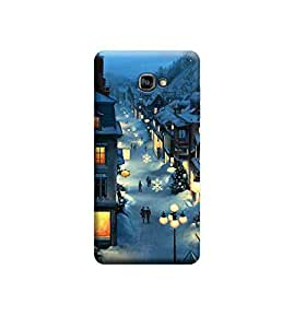 EPICCASE Premium Printed Back Case Cover With Full protection For Samsung Galaxy A5 (2016) (Designer Case)