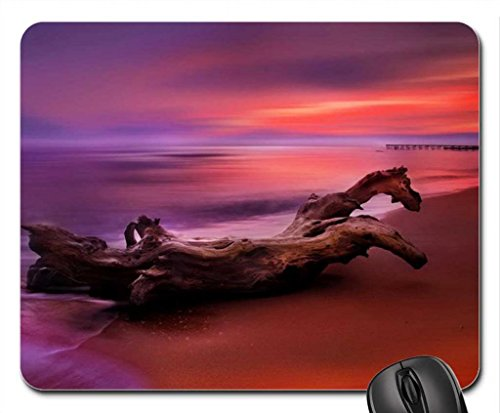 The sea dragon Mouse Pad, tappetino per Mouse, motivo: Sunsets Mouse Pad