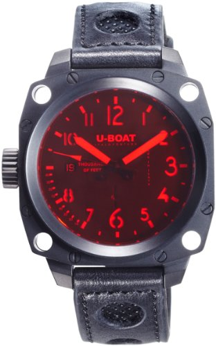 U-Boat Men's 1846 Thousands of Feet Watch