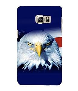 printtech Bald Eagle Back Case Cover for Samsung Galaxy Note 5 Edge::Samsung Galaxy Note 5 Edge 2