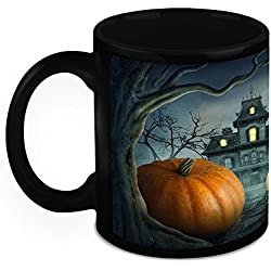 HomeSoGood Symbol Of Halloween Coffee Mug