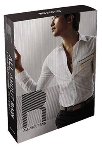 (ピ)RAIN/ ALL ABOUT RAIN ~ワールドスターへの軌跡・アジアを越えて~