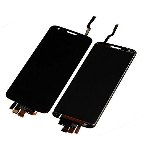 DoCoMo Optimus G2 LG DS1203適用LCD液晶ディスプレイ+タッチパネル   LS980 VS980 修理用キット ブラック