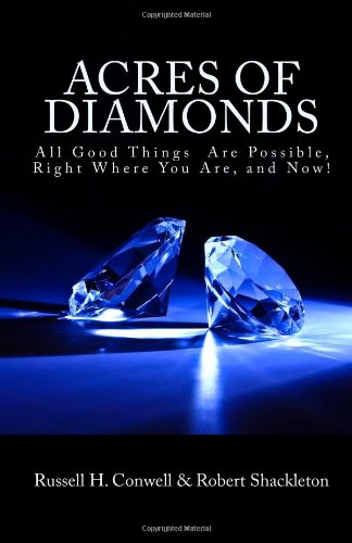 Acres of Diamonds ISBN-13 9781449944414