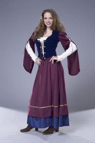 Adult Renaissance Lady Costume