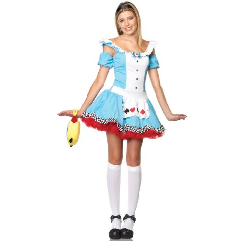 Sweetheart Alice Costume - Teen Medium/Large