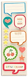 Martha Stewart Crafts Stickers Bubble Quotes By The Package